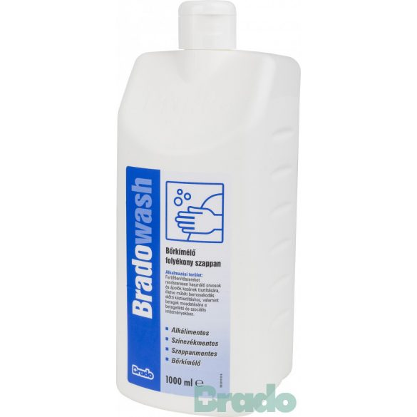 Bradowash 1000ml folyékony szappan