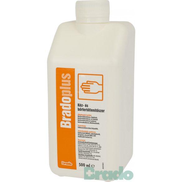 Bradoplus 500ml kéz- és bőrfertőtlenítő