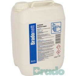Bradonett 5000ml fertőtlenítő folyékony szappan