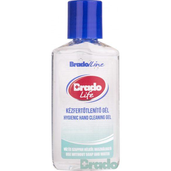 Bradolife higiénés kézfertőtlenítő gél 50ml